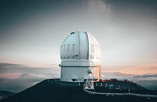 Observatory Date Ideas