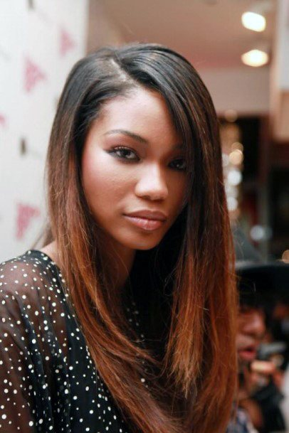 Ombre Hairstyles For Black Women