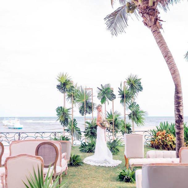 Palm Beach Wedding Flowers