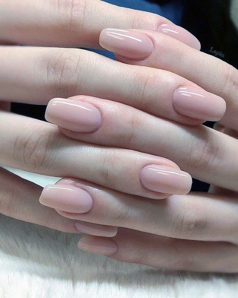 Perfect Natural Nail Ideas For Women