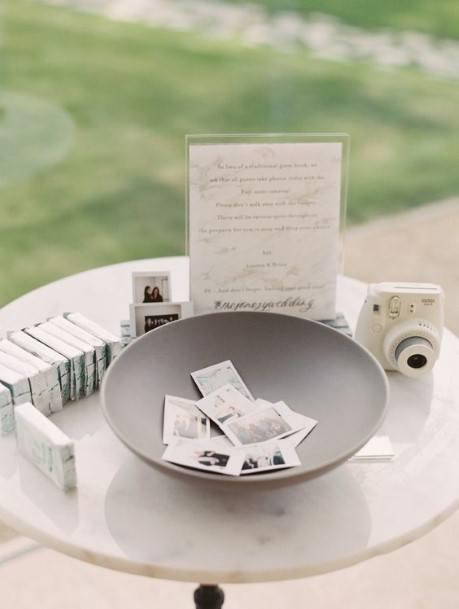 Photos Wedding Guest Book Ideas