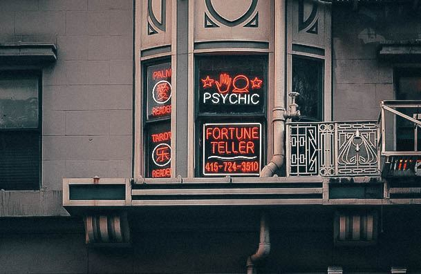 Psychic Reading Date