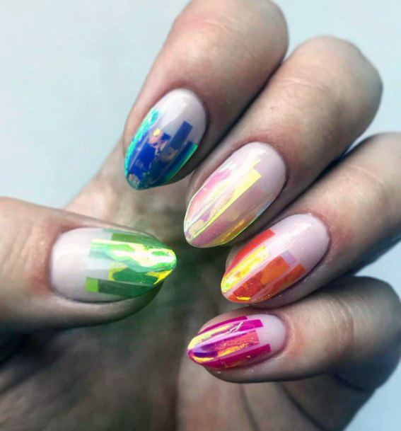 Riot Of Colors Brilliant Glass Nails For Women