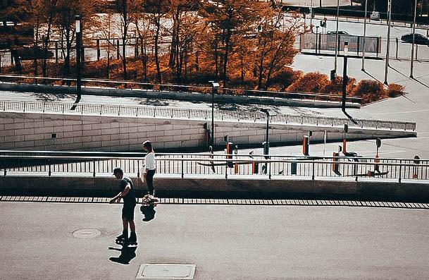 Rollerskate Date Ideas