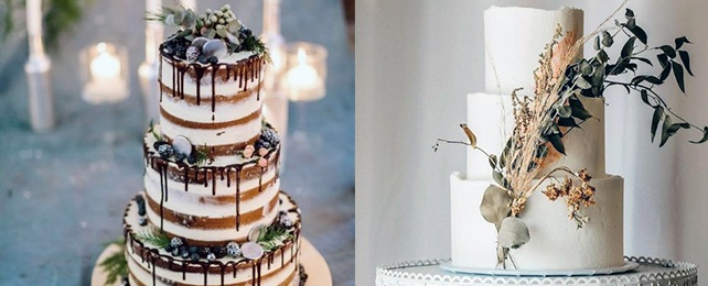 Top 75 Best Rustic Wedding Cake Designs – Natural Cake Decor