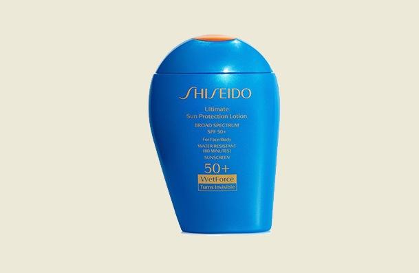 Shiseido Ultimate Sun Protector Spf 50 Sunscreen For Women