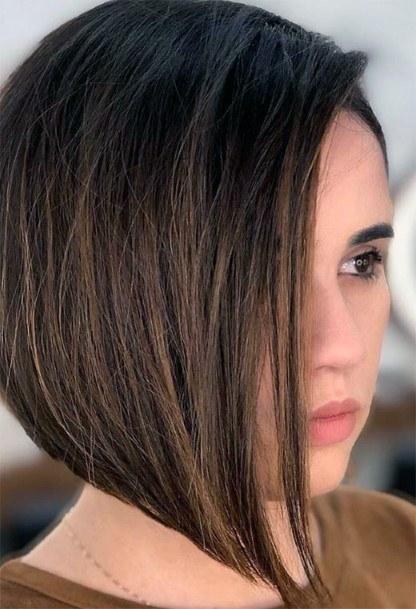 Short Bob Haircuts Hairstyles For Women43