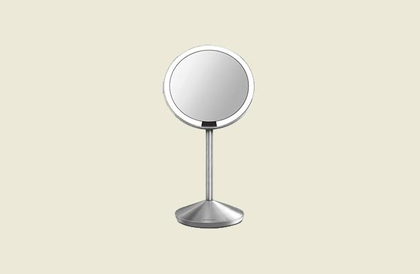Simplehuman Mini Sensor Lighted Makeup Travel Mirror Makeup Mirror For Women