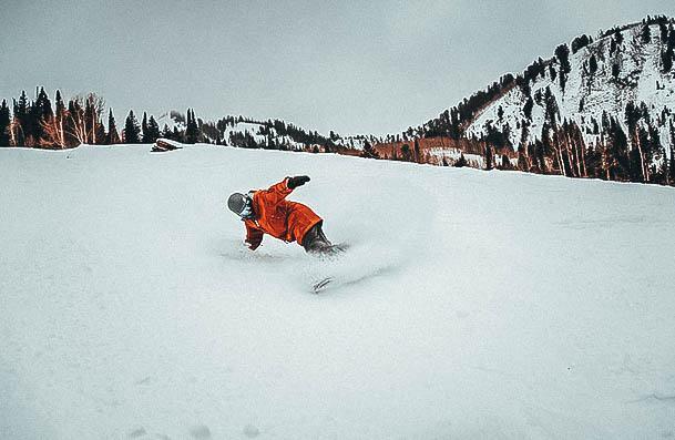 Skiing Snowboarding Date Ideas