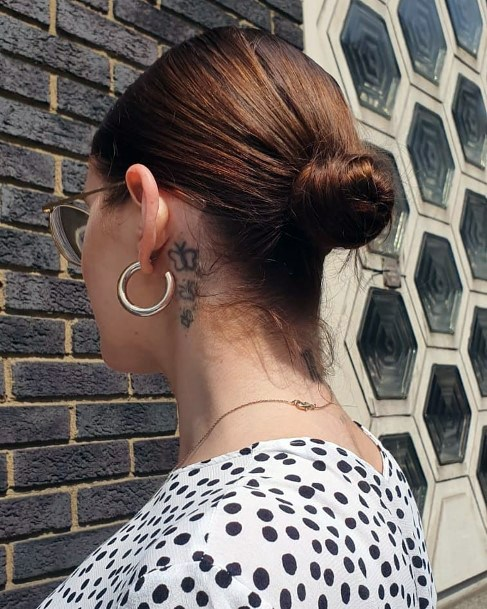 Sleek Bun Hairstyles For Greasy Hair