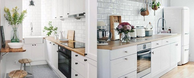 Top 90 Best Small Kitchen Ideas – Creative Space Layout Designs