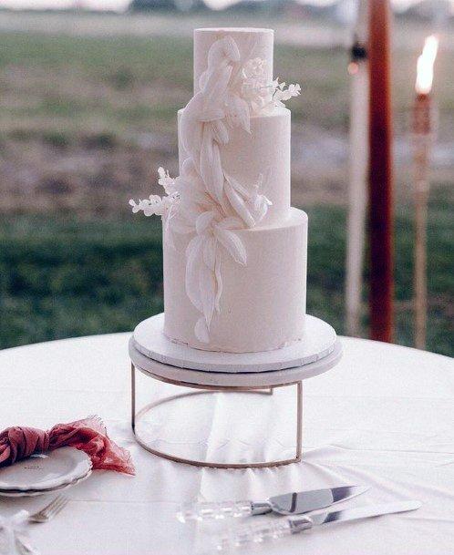 Snow White 3 Tier Wedding Cake Women