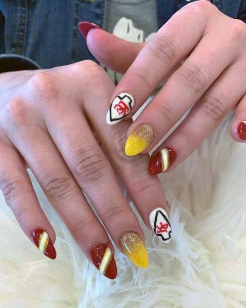 Stunning Sport Nails For Women