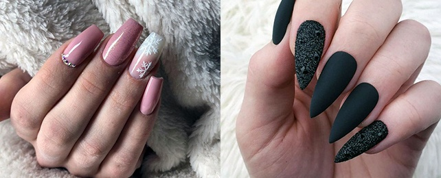 Top 50 Best Sugar Nails For Women – Sweet Textured Design Ideas