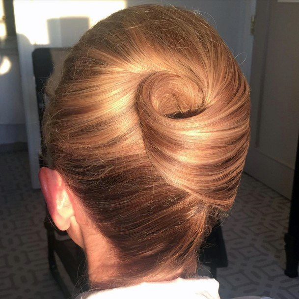 Sunny Bright Twisty French Twist For Women And Girls