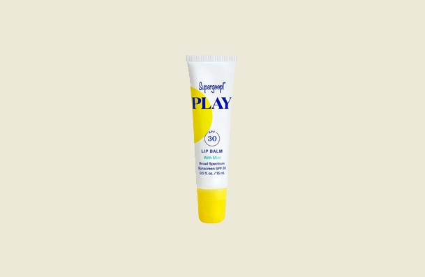 Supergoop Play Lip Balm Spf 30 With Mint