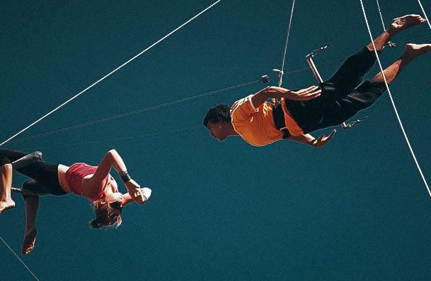 Trapeze Date Ideas