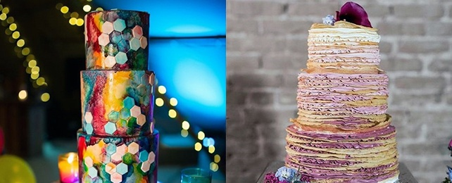 Top 70 Best Unique Wedding Cake Ideas – Uncommon Cake Designs