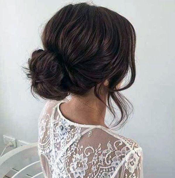 Updos For Long Hairstyle Women Bun