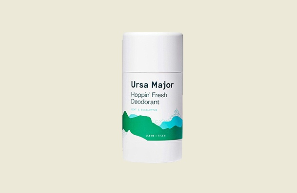 Ursa Major Hoppin' Fresh Women's Natural Deodorant