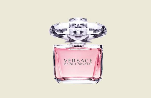 Versace Bright Crystal Eau De Toilette Spray Women's Perfume