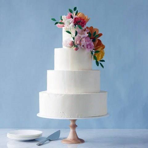 Wedding Cake Stand Women Decor