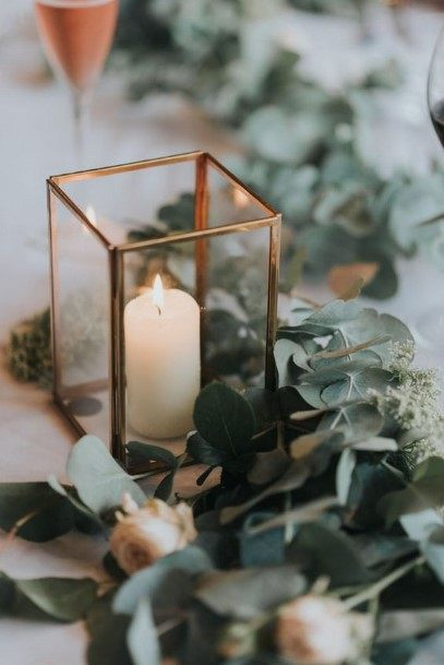 Wedding Centerpiece Ideas With Candles On A Budget