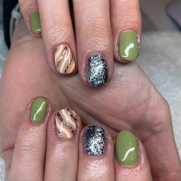 Women Short Nails Ideas