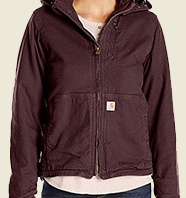 Womens Carhartt Full Swing Caldwell Jacket