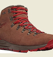 Womens Danner Mountain 600 Hiking Boots