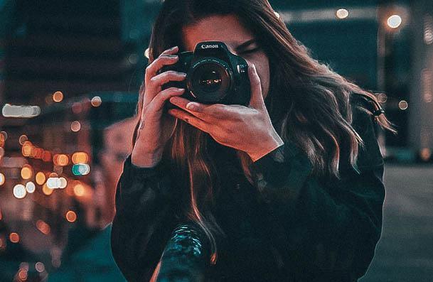 Womens Hobby Ideas Photography