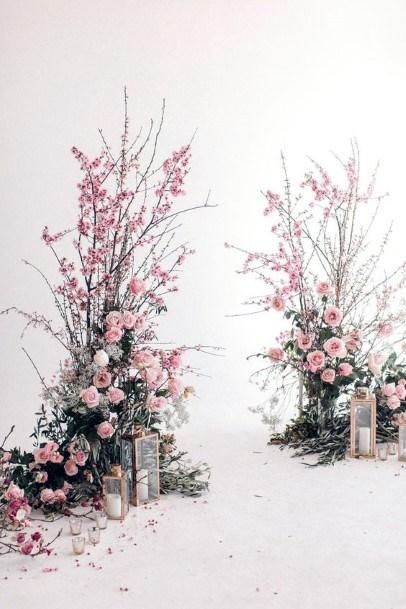 Wonderful May Wedding Flowers