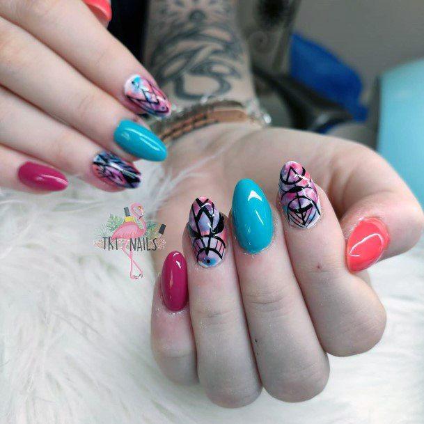 Wonderful Shellac Nails For Women