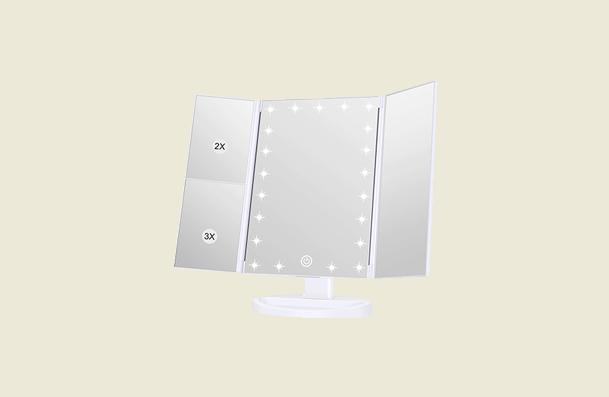 Wondruz Makeup Mirror With Lights