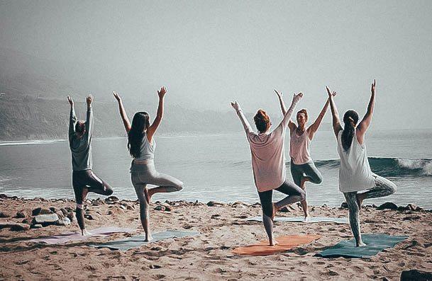Yoga Womens Hobby Ideas