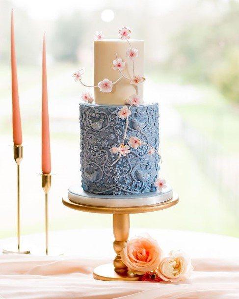 Yummy Buttercream Wedding Cake